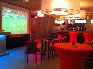 Impressie Sportcafé